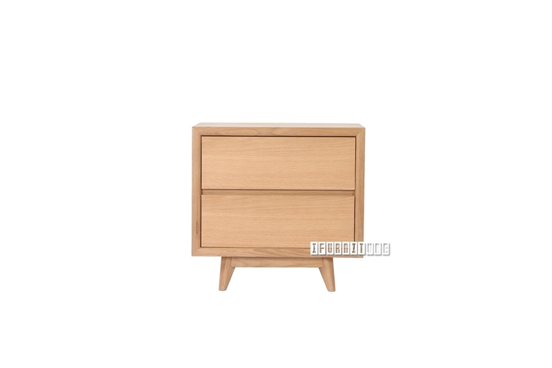 Picture of WAVERLEY NATURAL OAK NIGHTSTAND