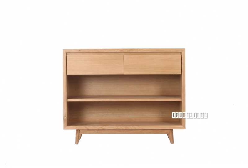 Picture of WAVERLEY NATURAL OAK CONSOLE TABLE