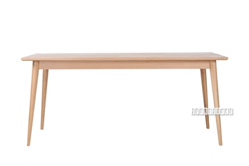 Picture of WAVERLEY NATURAL OAK DINING TABLE IN 3 SIZES