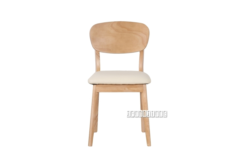 Picture of WAVERLEY NATURAL OAK DINING CHAIR