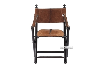 Picture of URANUS Movie Director Chair *Genuine Goathide