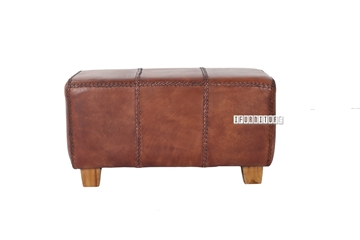 Picture of ELBA Bench *Genuine Cowhide