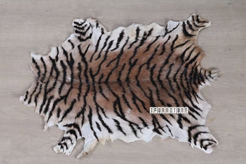Picture of TIGER Mat/Carpet * Genuine Goat Leather
