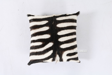 Picture of NABEEL Pillow/Cushion *Genuine Goathide