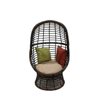 Picture of Swivel Egg Chair #55