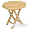 Picture of BALI SOLID TEAK 3pcs FOLDING TABLE set MODEL 206A