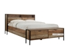Picture of BUXTON Platform King Size Bed Frame - FINAL SALE