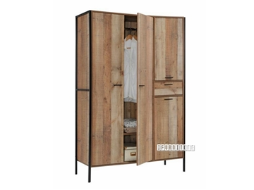 Picture of BUXTON 4 DOORS AND 1 DRAWER WARDROBE