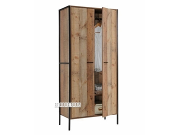 Picture of BUXTON 2 DOORS WARDROBE