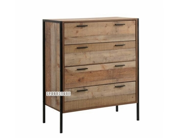 Picture of BUXTON 4 DRAWERS CHEST