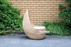 Picture of SHELL CHAIR MADE WITH REAL NATURAL RATTAN