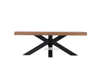 Picture of AURELIUS TRIPOD SOLID OAK COFFEE TABLE