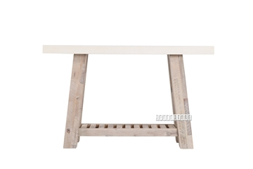 Picture of ANTON console TABLE *SOLID ACACIA