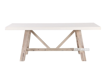 Picture of ANTON 210 DINING TABLE *SOLID ACACIA