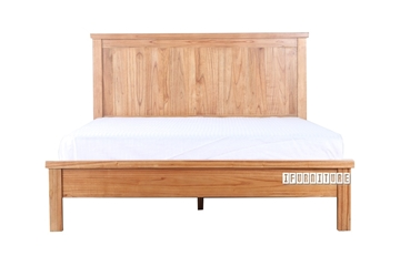 Picture of UMBRIA MINDI WOOD PLATFORM BED