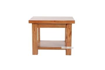 Picture of UMBRIA MINDI WOOD SIDE TABLE