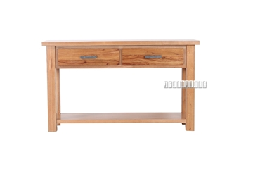 Picture of UMBRIA MINDI WOOD console TABLE
