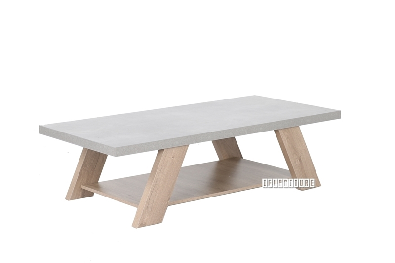 Picture of UPTON COFFEE TABLE *GREY