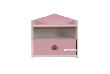 Picture of TWIRL NIGHTSTAND PINK *PINK