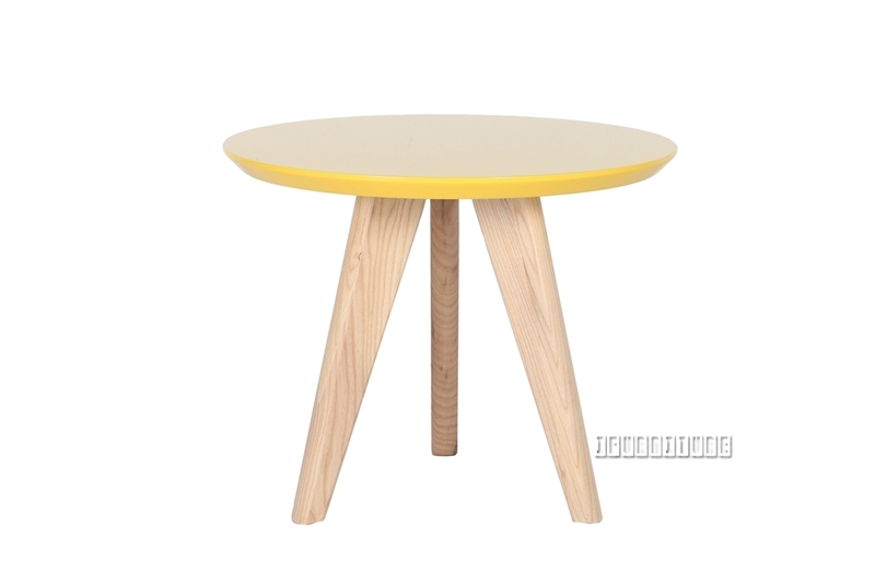 Picture of FLEET SIDE TABLE *YELLOW