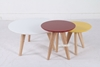 Picture of FLEET SIDE TABLE *RED