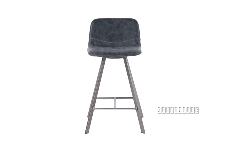 Picture of PLAZA BAR STOOL GREY