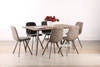 Picture of PLAZA DINING CHAIR* BROWN