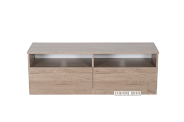 Picture of TIPTON 2 DRAWERS 119 TV UNIT