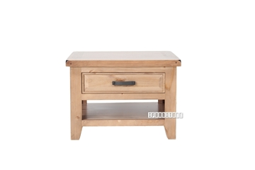 Picture of FRANCO SIDE TABLE *SOLID NZ PINE