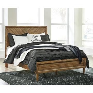 Picture of Broshtan  Queen Panel Bed