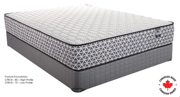 Picture of Springwall CHADWICK Tight Top Comfort Pocket Spring Firm Mattress