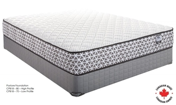 Picture of Springwall AUSTIN Tight Top Comfort Pocket Spring Medium Mattress