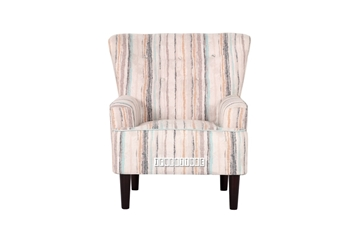 Picture of NEWBURY LOUNGE CHAIR *STRIPE