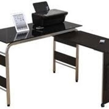 Picture of BLACKY COMPUTER DESK