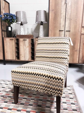 Picture of Stripe lounge chair