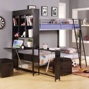Picture of RILAY Twin/Twin BUNK BED