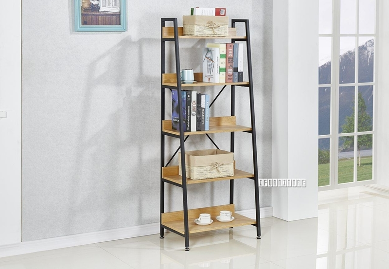 Picture of CITY ANGLED BOOKSHELF
