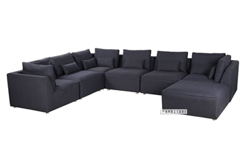 Picture of RENO SOFA System *FEATHER FILLED, WASHABLE* REVERSIBLE