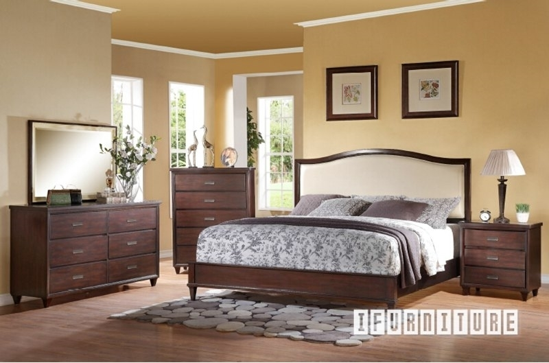 Picture of RALEIGH 4 PCS Bedroom Combo