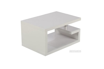 Picture of VIVID COFFEE TABLE *GLOSS WHITE