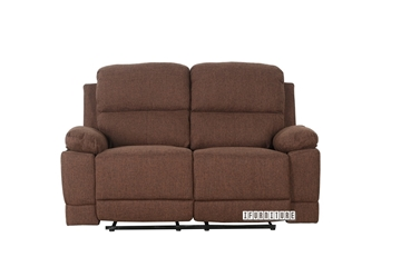 Picture of SALEM RECLINING LOVESEAT *COFFEE