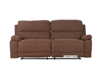 Picture of SALEM RECLINING 1+2+3 sofa RANGE *COFFEE