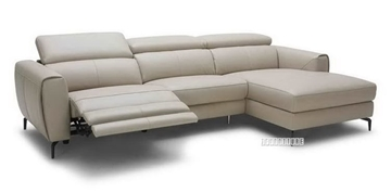Picture of CROFTON SECTIONAL SOFA * GENUINE LEATHER