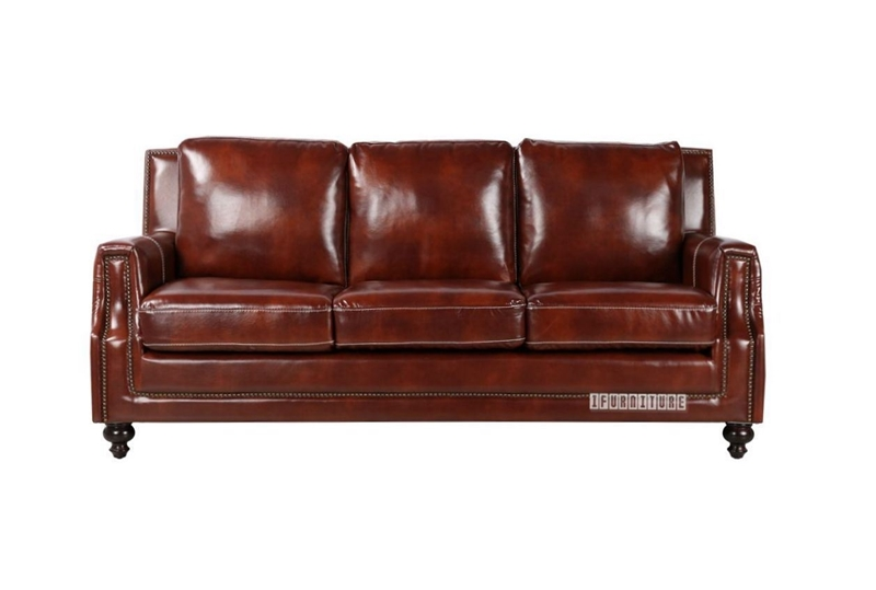 Picture of HACKNEY 1+2+3 Sofa RANGE *Chocolate Brown