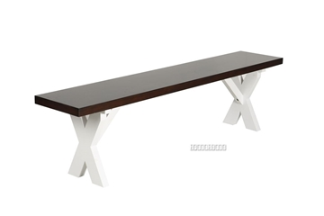 Picture of CANTERBURY BENCH* SOLID PINEWOOD
