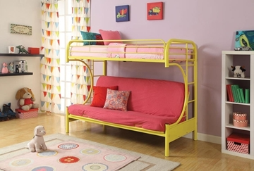 Picture of ECLLIPSE Twin/Full BUNK BED