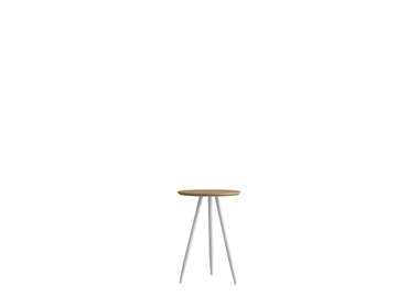 Picture of RIO SIDE table 40 *OAK