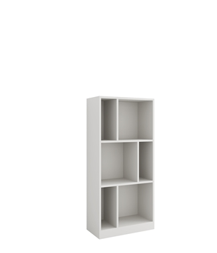 Picture of X-SPACE BOOKCASE 101 *White