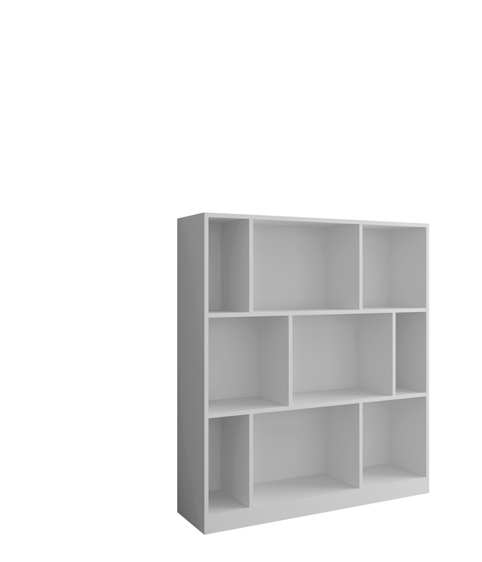 Picture of X-SPACE BOOKCASE 201 *White