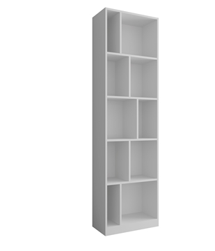 Picture of X-SPACE BOOKCASE 401 *White